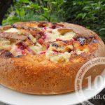 Коблер к завтраку в мультиварке: рецепт с пошаговым фото