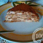 Торт-тирамису блинный