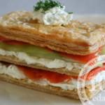 Торт Закусочный Наполеон