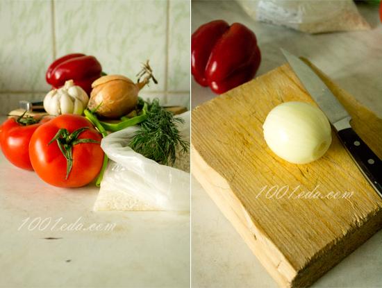 Паста с томатно-тыквенным соусом, пошаговый рецепт с фото