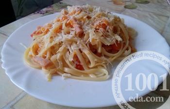 Тыквенный соус для спагетти