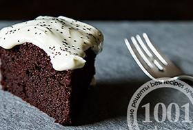 Суперсочный шоколадный торт