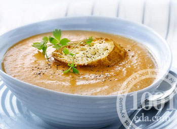 Как сделать суп с гренками