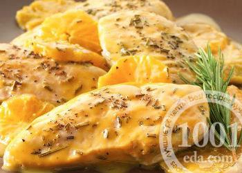Куриная отбивная в тесте – кулинарный рецепт