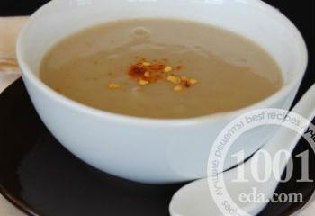 Рецепт супа-пюре из куриной грудки для детей