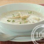 Грибной суп пюре с кокосовым молоком