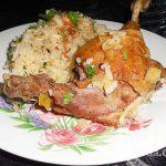 Рис с уткой в мультиварке: рецепт с пошаговым фото