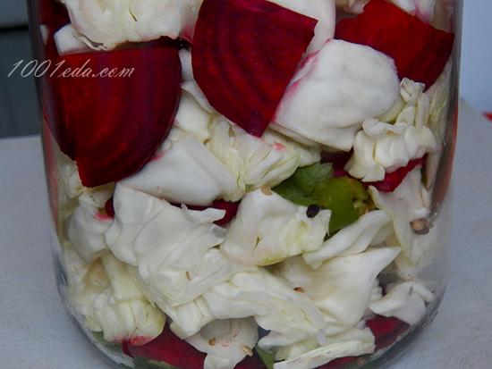 Капуста по-гурийски, пошаговый рецепт с фото