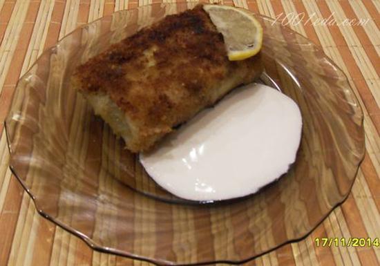 грудка в панировочных сухарях в духовке рецепт
