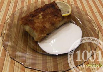 Рецепт каапустных конвертов с курицей