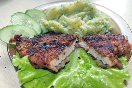 Стручковая фасоль с брокколи рецепт с пошагово