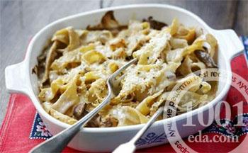 Как приготовить макароны с сыром в сливочном соусе