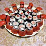 Роллы и нигири суши в домашних условиях: рецепт с пошаговым фото