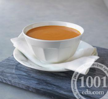 Детский морковный суп-пюре
