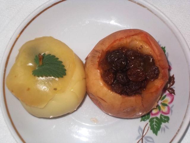 Яблоки с медом в мультиварке рецепты с фото