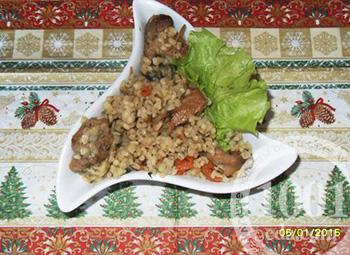 Как готовить салат курица с грибами