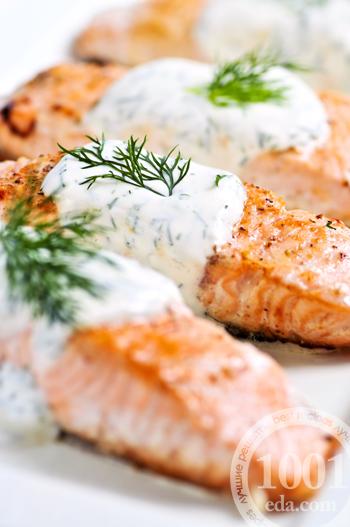 Как приготовить стейк из лосося