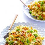 Хрустящий азиатский салат