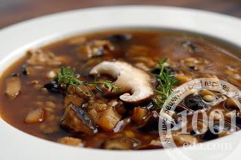 грибной суп из шампиньонов рецепт для диеты
