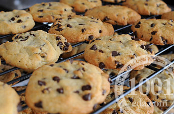рецепт печенья домашние