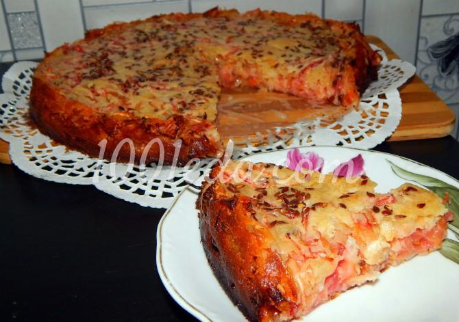Нежный пирог с капустой рецепт пошагово 66