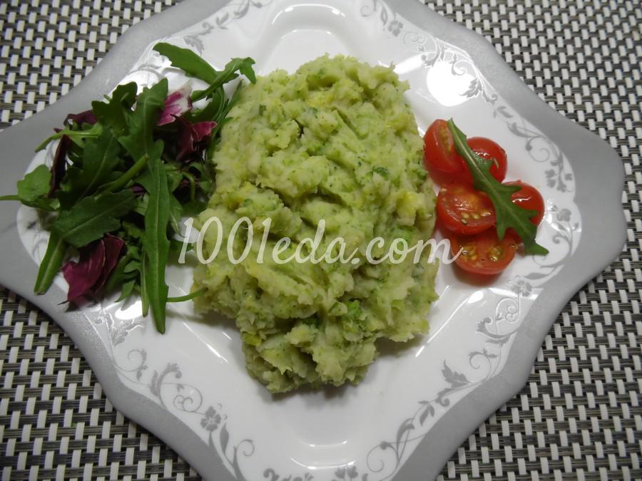 Картофельно-капустное пюре