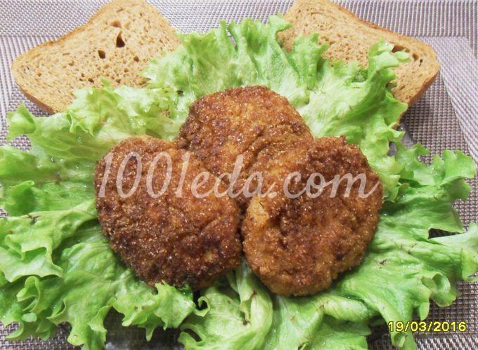 приготовить куриные котлеты с плавленным сыром рецепт