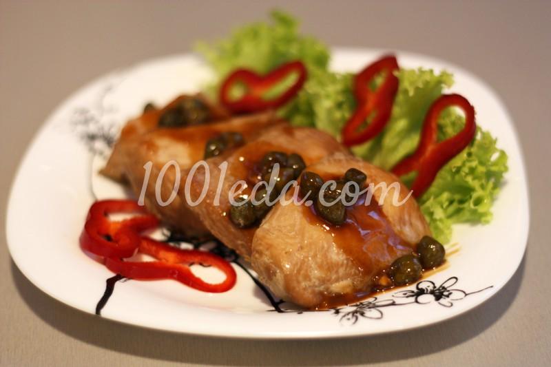 Приготовить филе курицы диетически