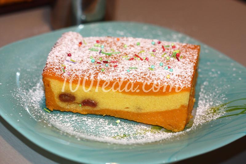 Пирог из тыквы с творогом рецепт 89