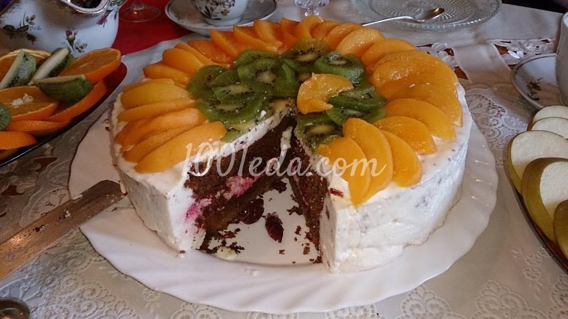 Торт рай рецепт и фото
