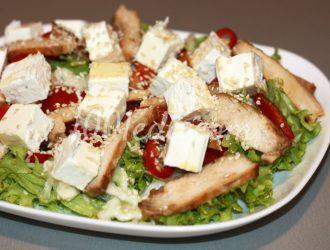 Рецепты закусок и салатов и пошагово 75
