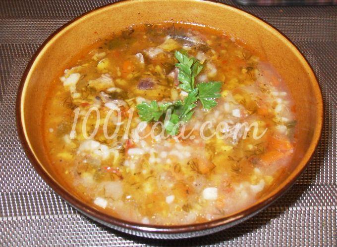 рецепт супа харчо из курицы быстро