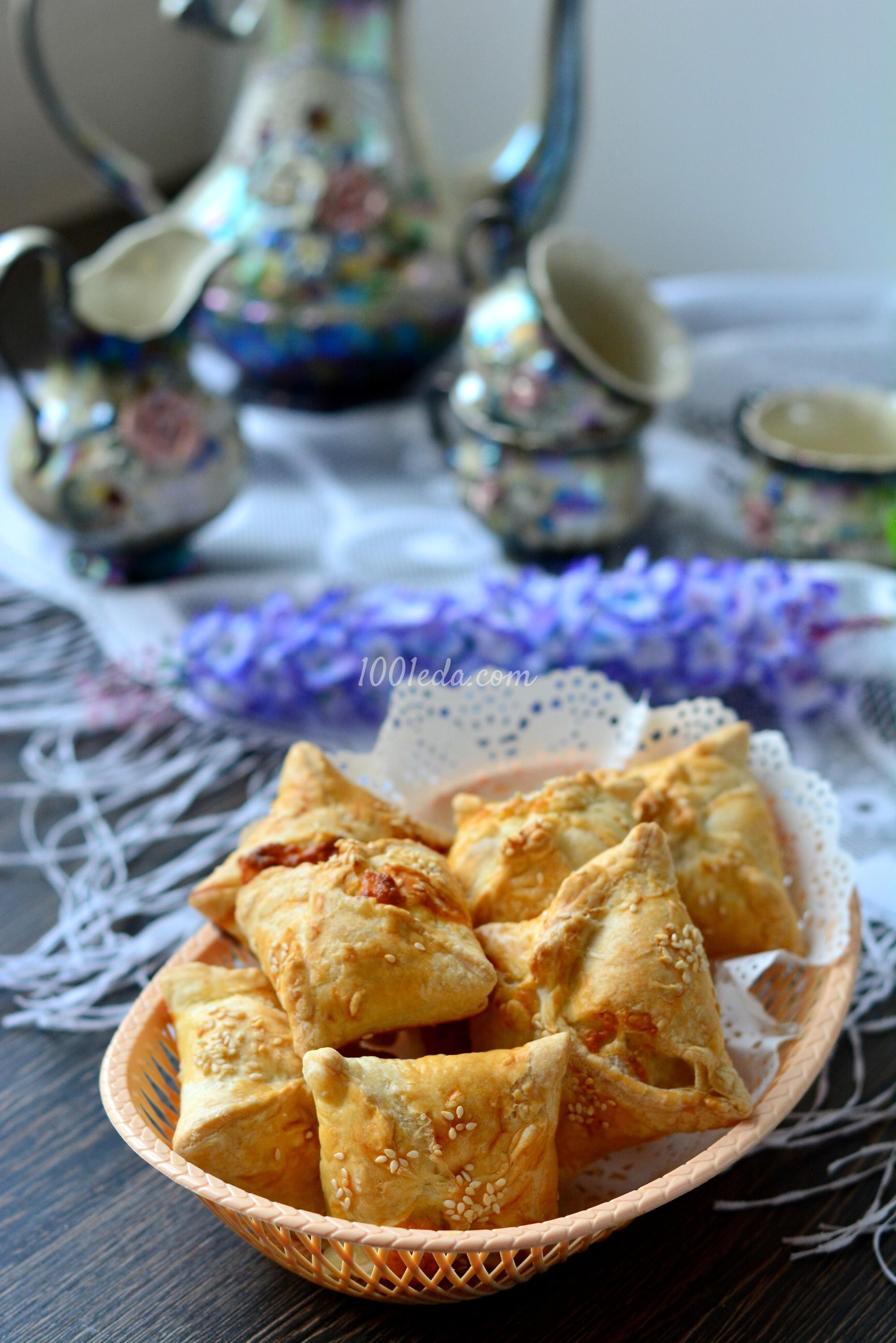 Пирожки из дрожжевого теста рецепты пошаговое фото