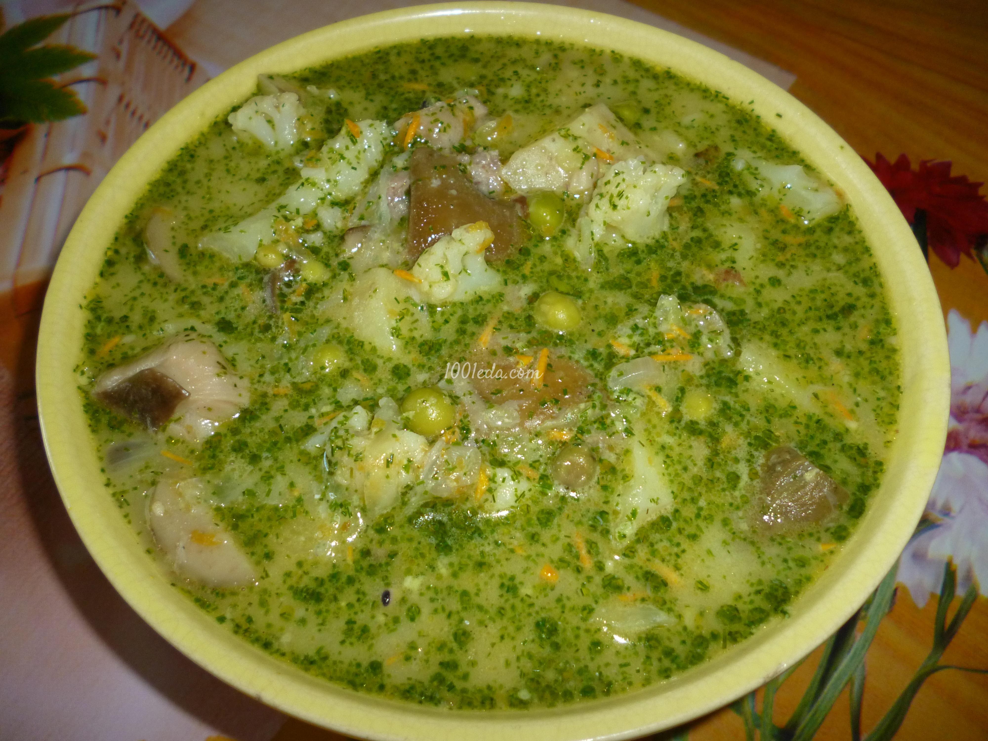 Первые блюда рецепты с пошаговым фото