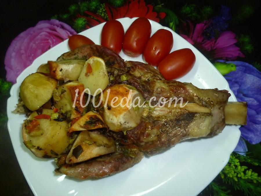 Рецепт в мультиварке курицы с картошкой в духовке