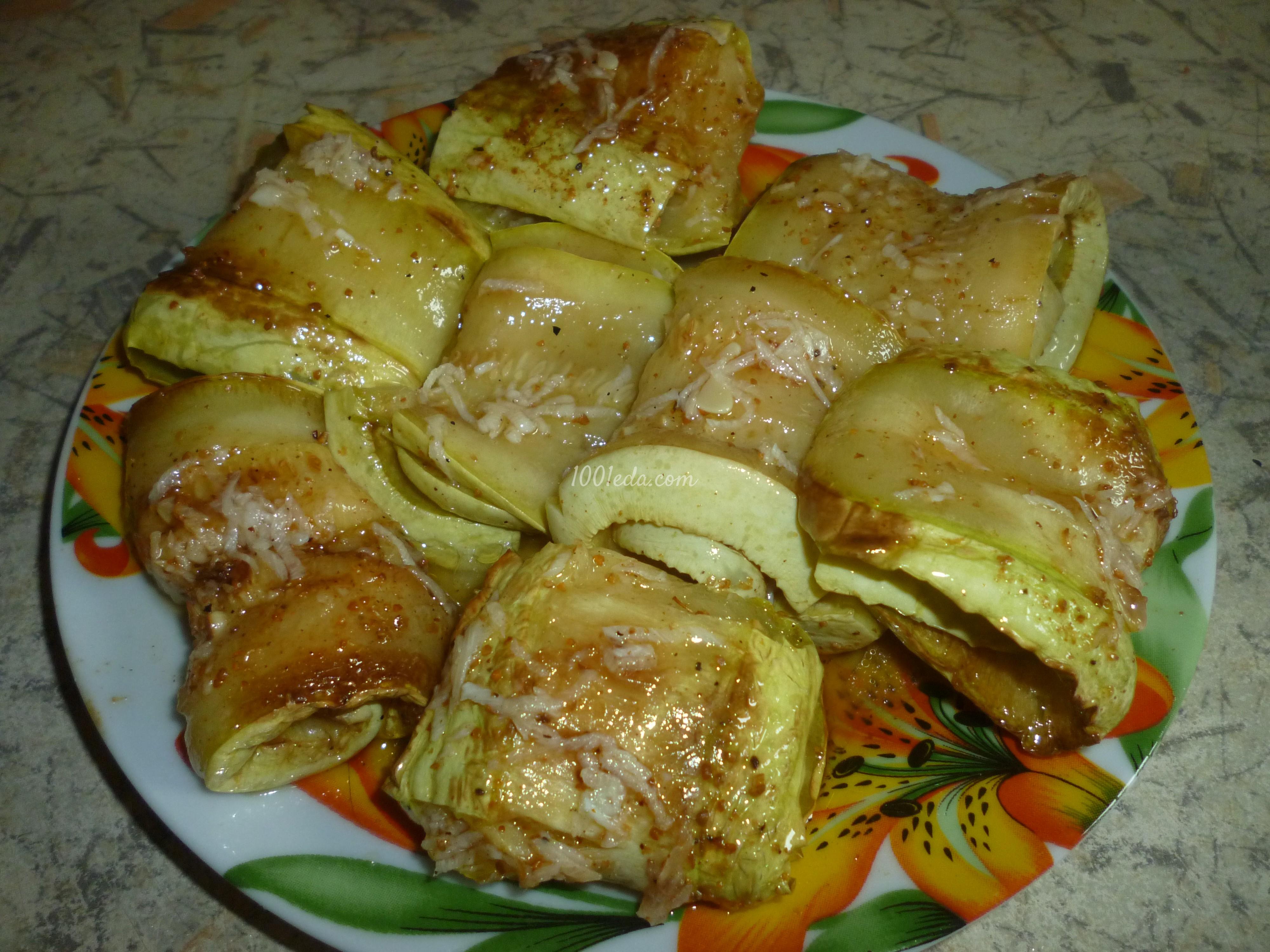 Лазанья из кабачков  пошаговый кулинарный рецепт VCUSNARU
