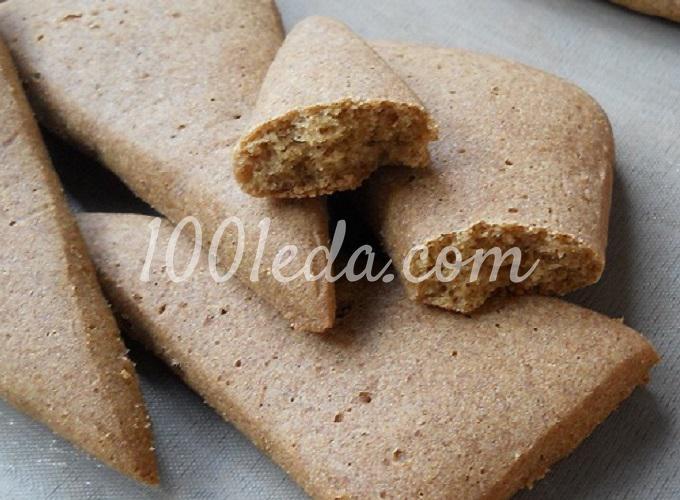 Ржаные лепешки с картошкой рецепт
