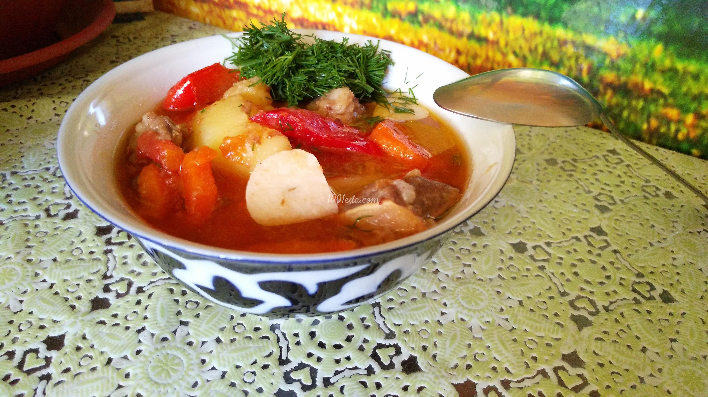 Вторые блюда из мяса - рецепты с фото 61