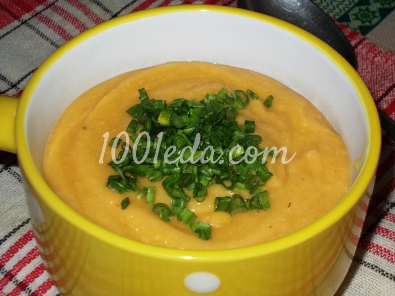 Постный суп-пюре с нутом Дхал: рецепт с пошаговым фото