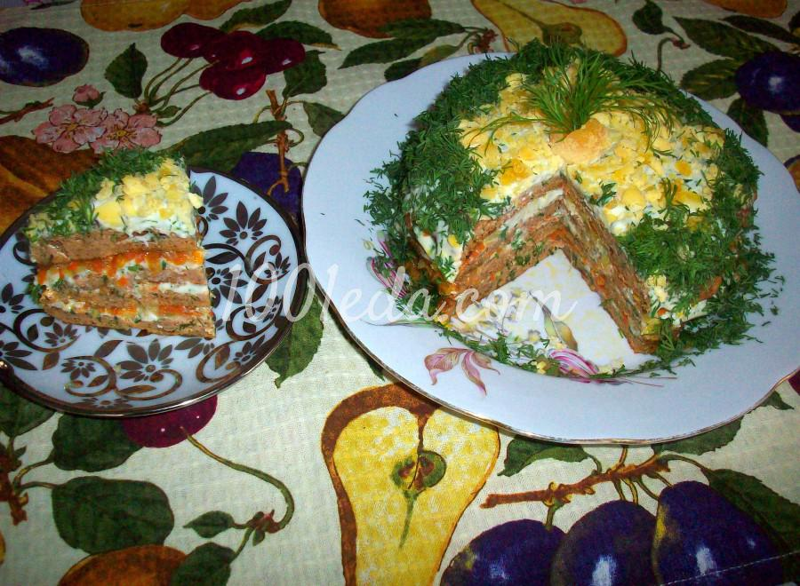 Рецепты на праздничный стол с пошагового приготовления