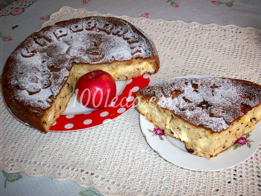 Рецепты лёгких сладких пирогов
