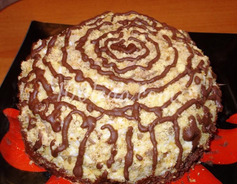Приготовление торта панчо с фото
