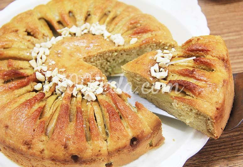 яблочные пироги рецепты с фото пошагово
