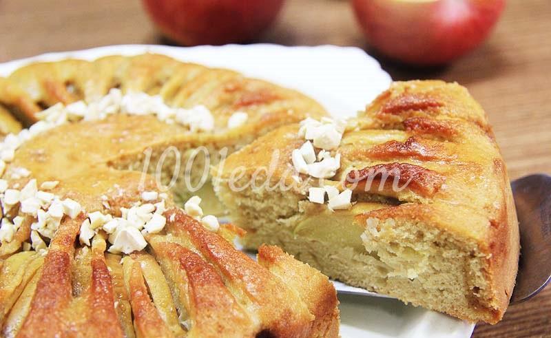 диетический пирог в духовке рецепт с фото