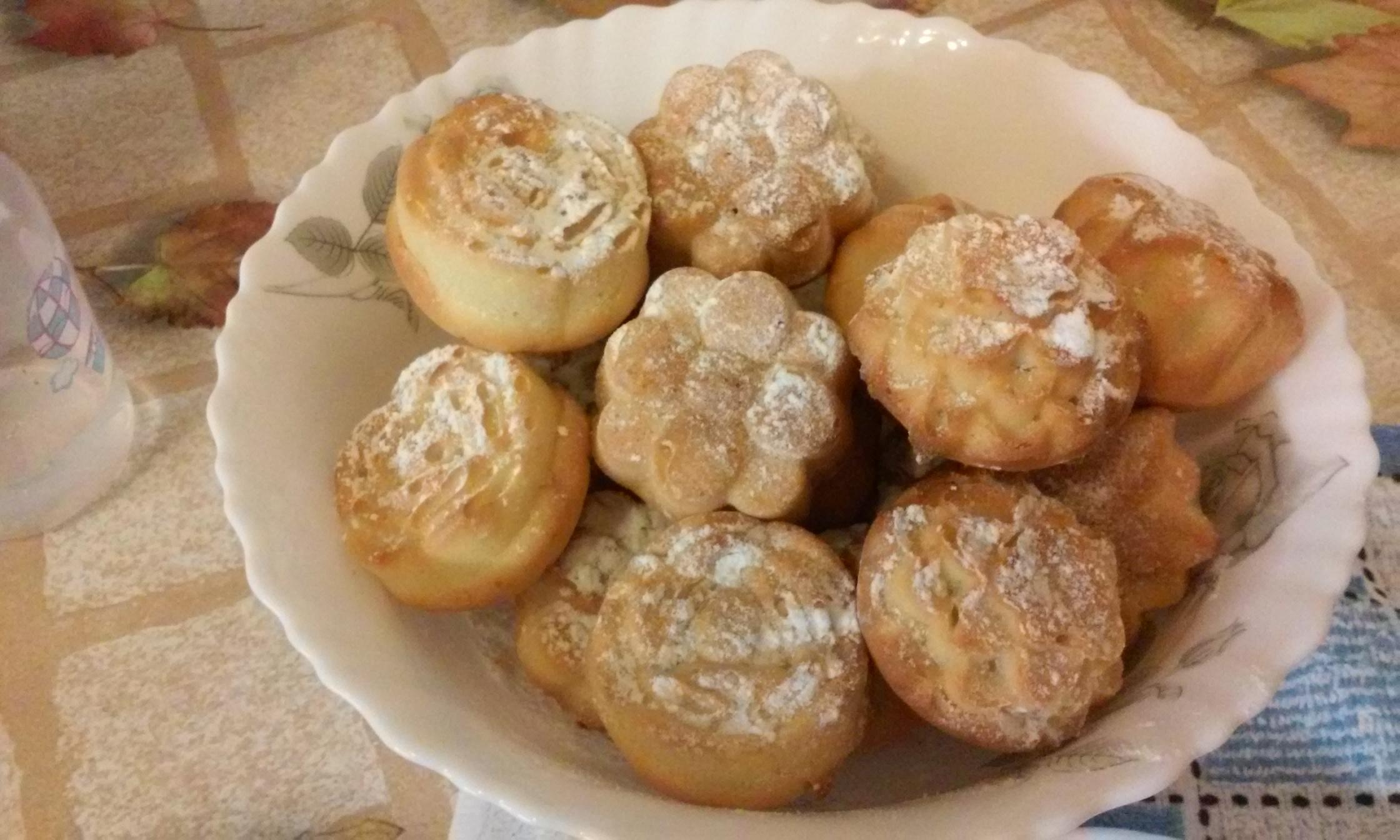 Рецепты кексов на кефире в домашних условиях