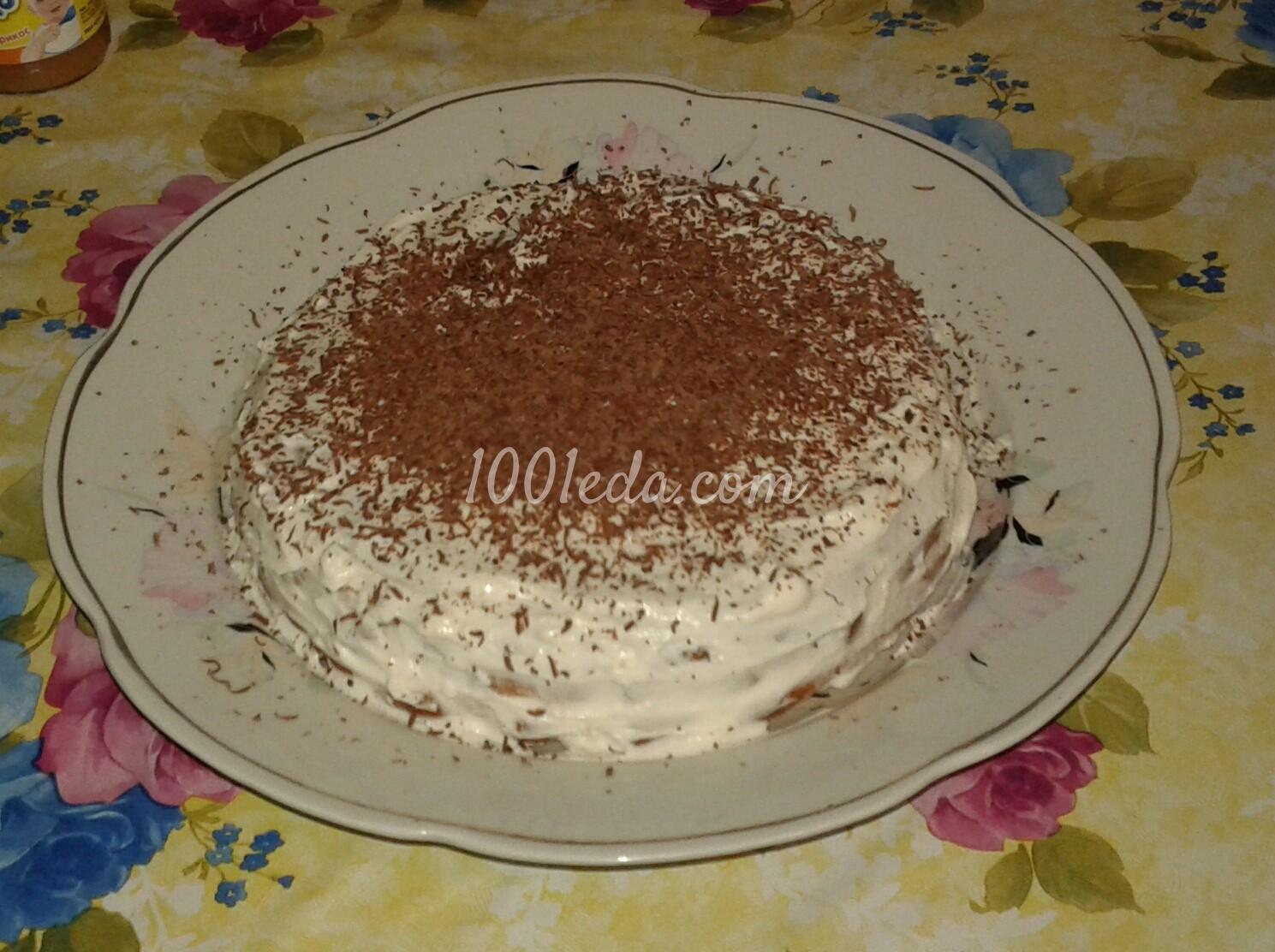 фото рецепт торт медовый в мультиварке рецепты