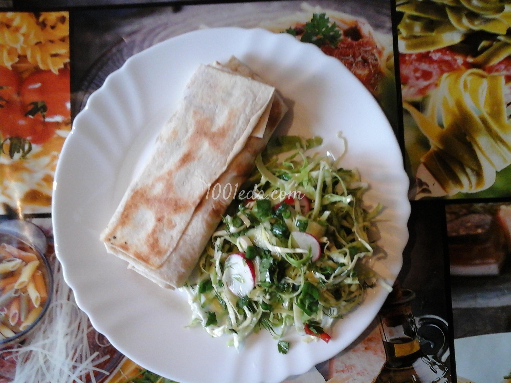 салаты на обед рецепты с фото