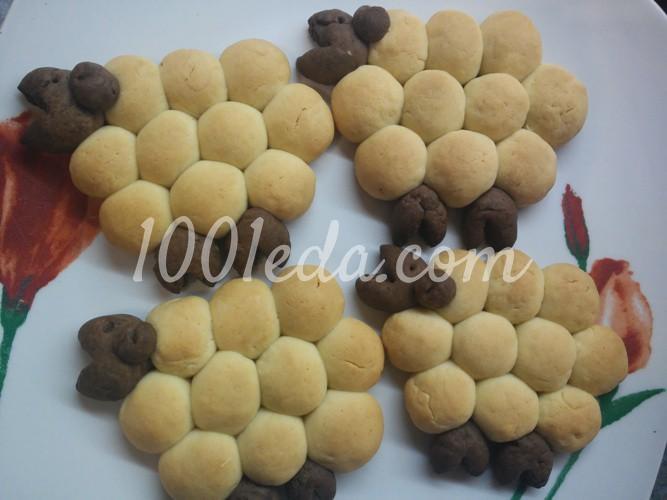 Печенье Пасхальные барашки