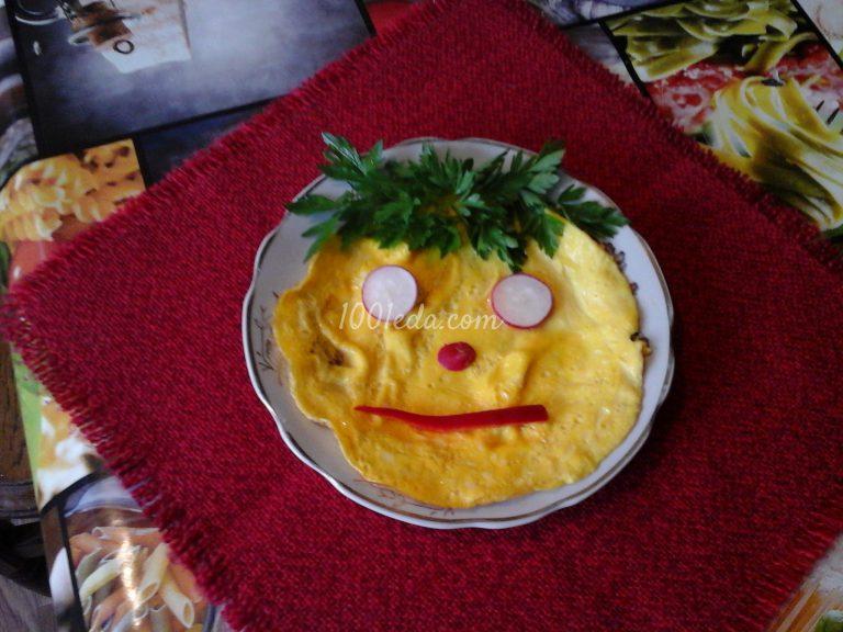 омлет детский рецепт фото