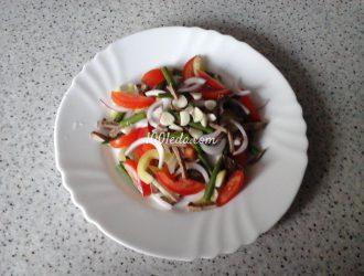 салат проглоти язык рецепт пошагово